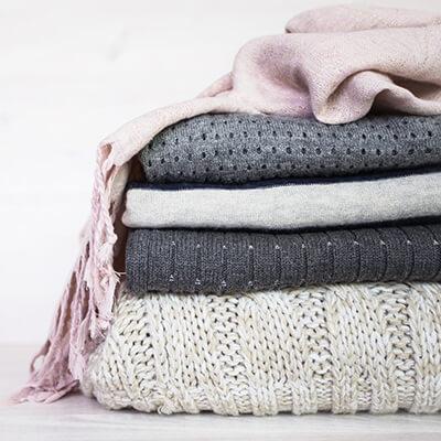Comment éviter les bouloches avec la laine?