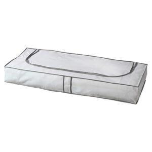 housse de rangement dessous de lit bella casa en non tiss 100 x 45 x 15 cm waschtage. Black Bedroom Furniture Sets. Home Design Ideas