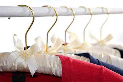 Pour que vos vêtements ne se déforment pas