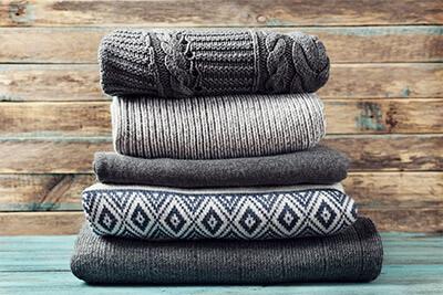 Ce qu'il faut éviter avec les pulls en laine